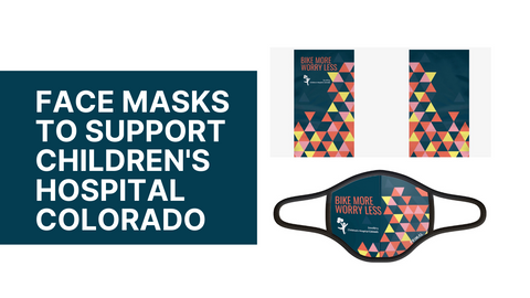 Face Masks to Support Children's Hospital Colorado