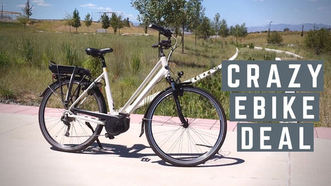 Gazelle Medeo Ebike for Sale