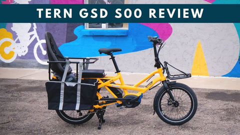 Tern GSD S00 Electric Cargo Bike Review