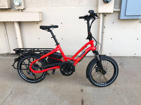 Tern HSD P9 Electric Bike Review