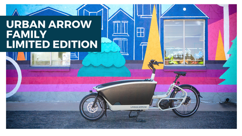 Urban Arrow Family Limited Edition Electric Cargo Bike