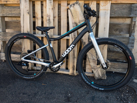Meet the Woom OFF Kid's Mountain Bike