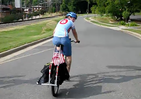 4th of July By Bike