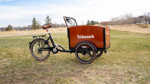 Bunch Bikes Original Trike Cargo Bike