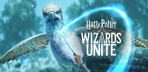 Harry Potters Wizards Unite by bike