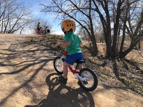 Kid's Biking Denver
