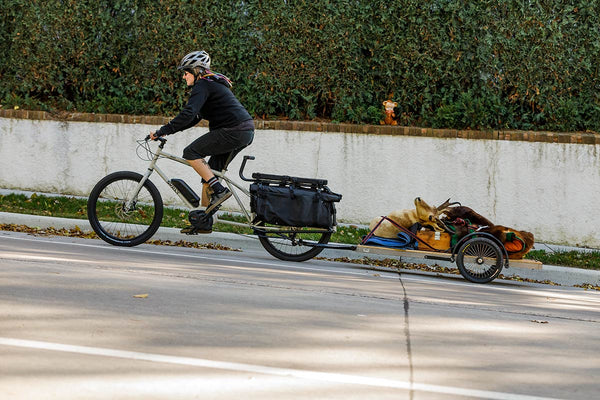 Surly Big Easy Cargo Bike Towing Trailer