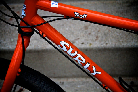 Surly Troll Logos