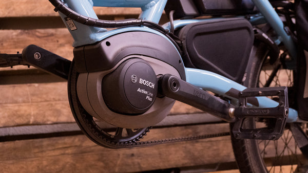 Tern HSD S8i with Bosch Active Line Motor