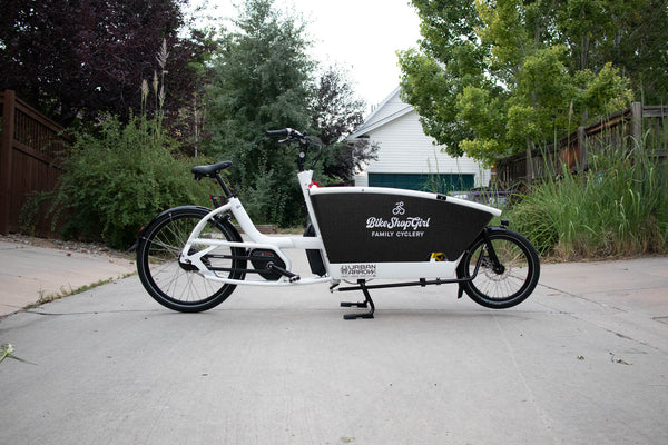 Urban Arrow Family Bakfiets Cargo Bike