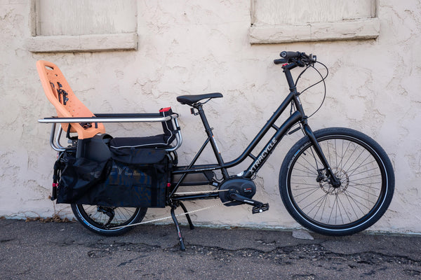 Xtracycle Edgerunner Longtail Cargo Bike