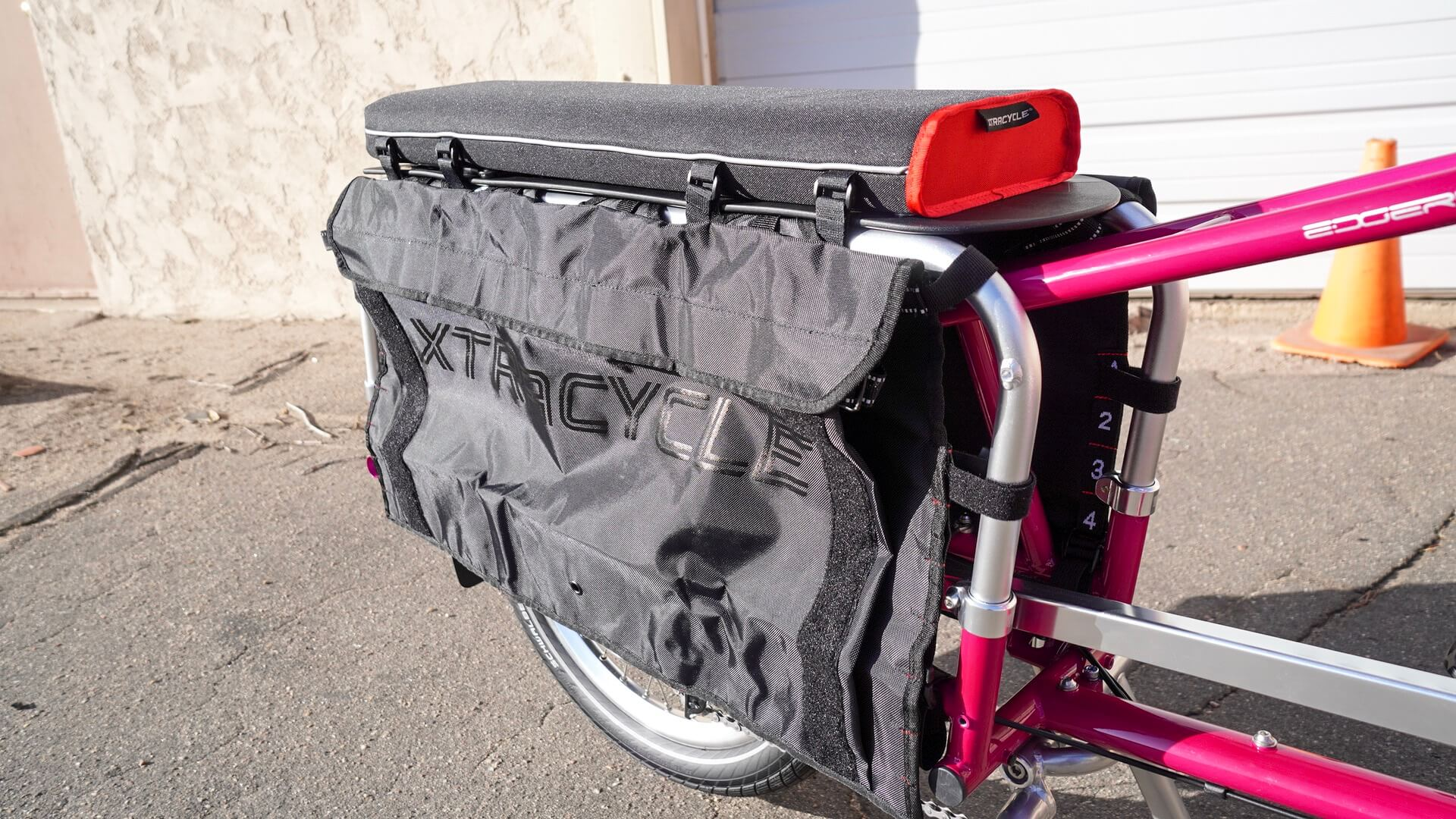 Xtracycle Edgerunner 11i Non-Electric Cargo Bike