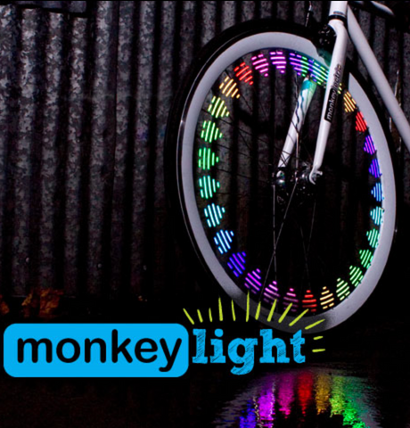 MonkeyLectric M210 Monkey Wheel Light