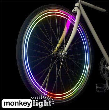 M204 R-Series USB-Rechargeable Monkey Wheel Light