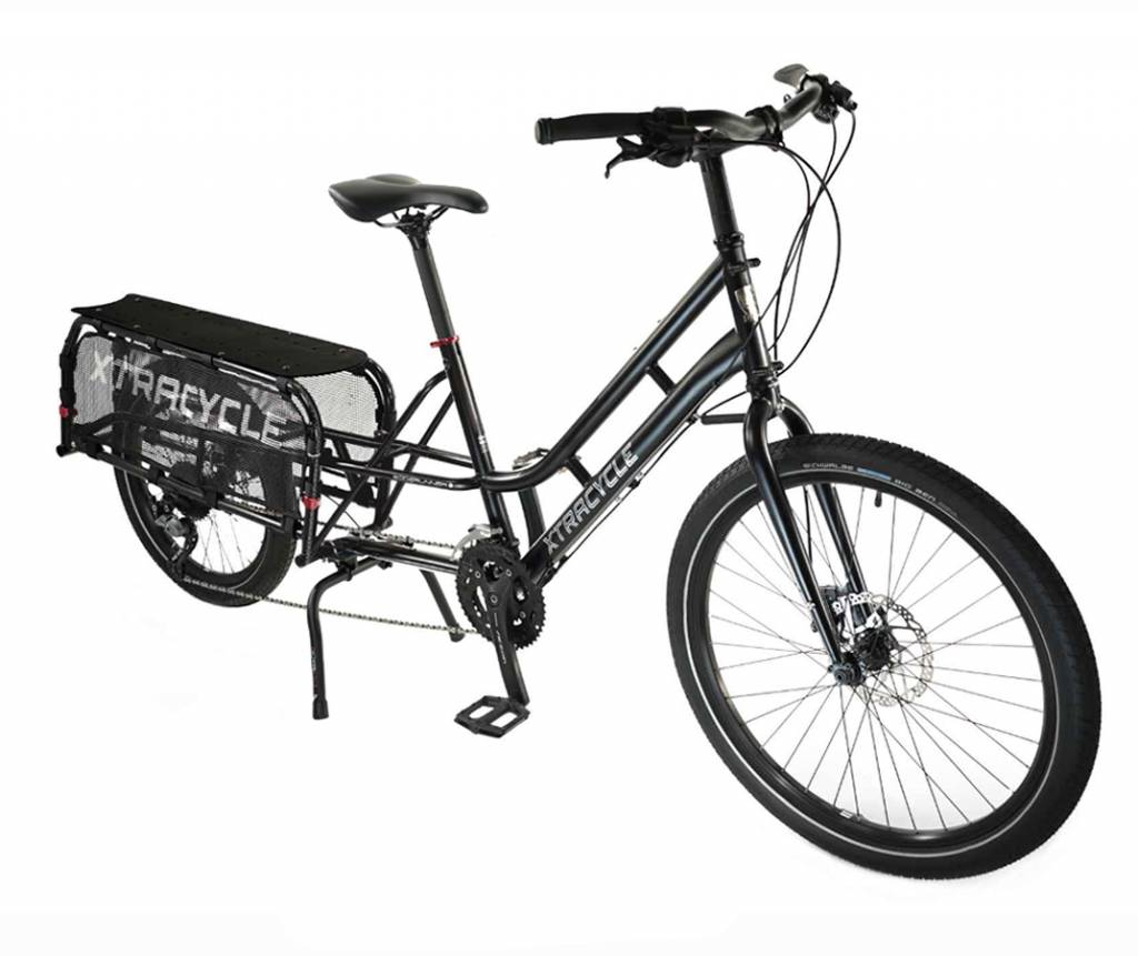 Xtracycle EdgeRunner Swoop - Non-Electric Cargo Bike