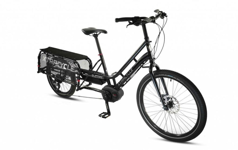 Xtracycle eSwoop Electric Longtail Cargo Bike