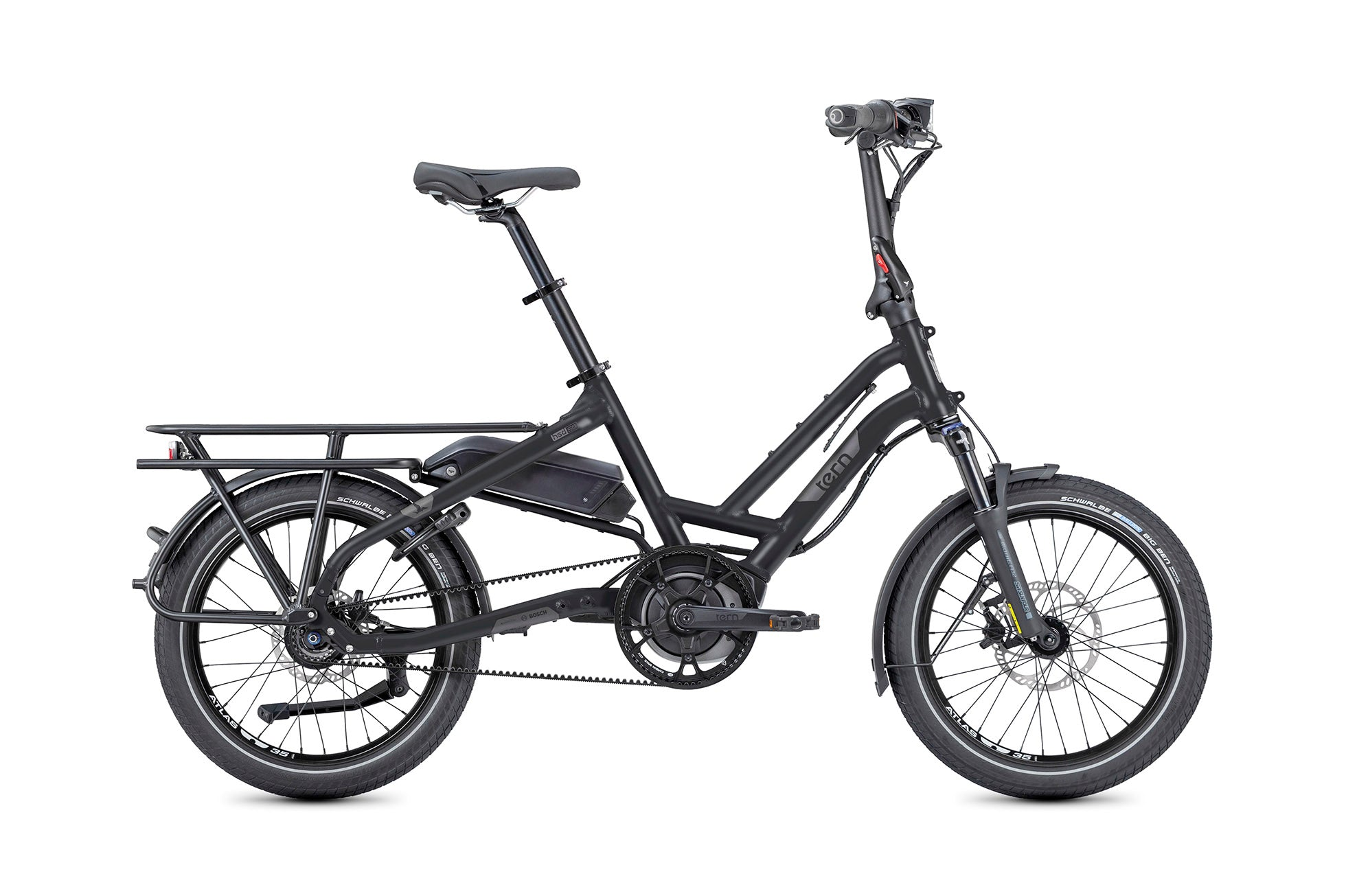 Tern HSD S8i Electric Bike