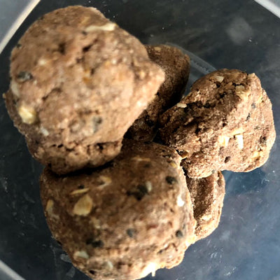High Energy Peanut Butter Protein Balls