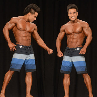 team long men's physique