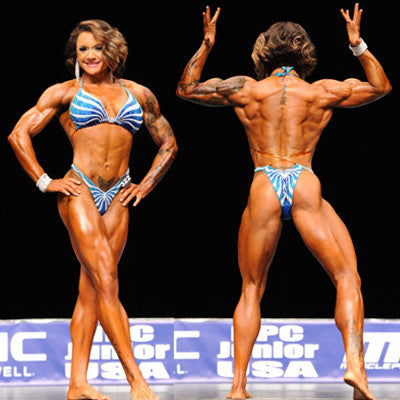team long women's physique