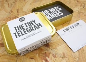 THE TINY TELEGRAM