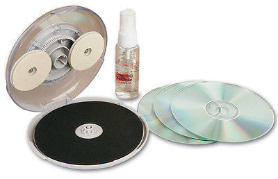 Disc Repair Kit Restore Damaged Game Music CDs or DVDs - Perfect Life Ideas