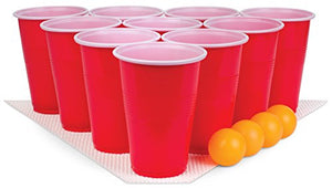 30 Pc Beer Pong Set Cool Fun Beer Drinking Party Game - Perfect Life Ideas