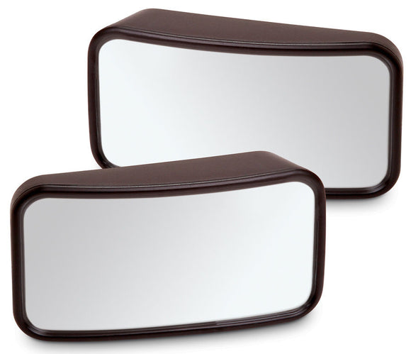 Blind Spot Mirrors Set of 2 for Cars Autos Trucks Minivans Convex Mirror Attach Onto Side Mirror - Perfect Life Ideas