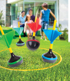 Backyard Lawn Dart Toss Game for Kids 6 Pcs Fun Outside Activities - Perfect Life Ideas