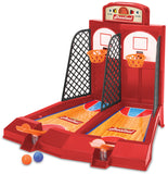 One or Two Player Desktop Basketball Shootout Game - Perfect Life Ideas