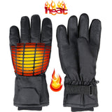 Heated Warm Gloves Men & Women - Thermal Electric BO Warming Gloves - Perfect Life Ideas