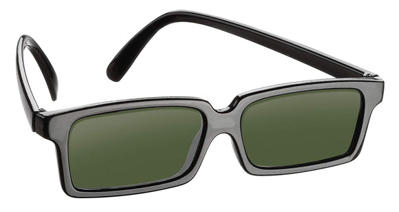 Rear View Spy Sunglasses Look Like Ordinary Glasses Spying on Follower - Perfect Life Ideas