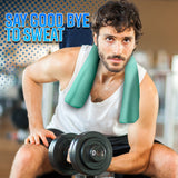 Gym Cooling Towels for Neck for Athletes - Neck Coolers Wraps Bandana - Perfect Life Ideas