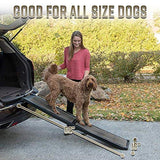 Folding Large Dog Pet Ramp-Portable Lightweight Indoor Outdoor Ramps - Perfect Life Ideas