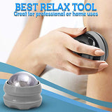 Foot Hand Massage Roller Ball Set of 2 with Rolling Massage Balls - Perfect Life Ideas