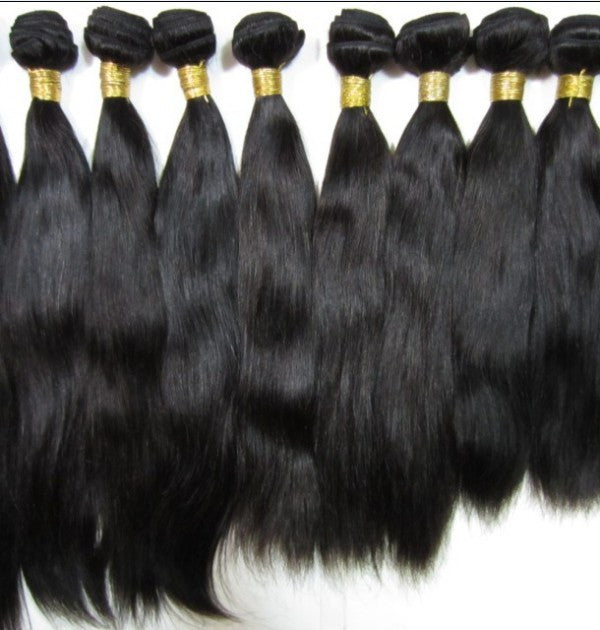 Brazilian Raw Straight