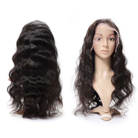 Full Lace Wig - 180 Density