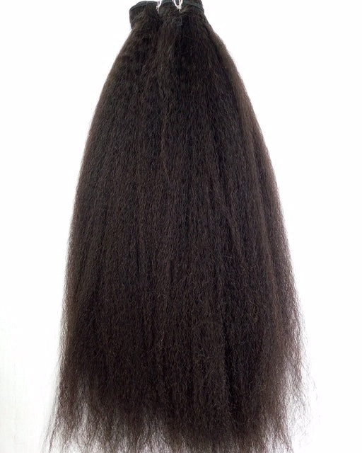 Brazilian Raw Kinky Straight