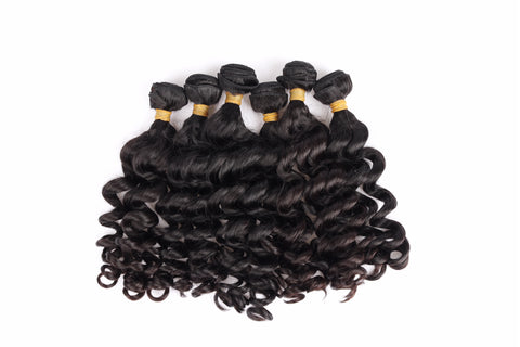 Bundle Deal: Brazilian Raw Loose Wave