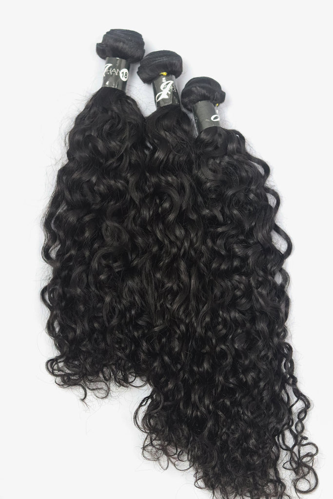 Brazilian Raw Natural Wave