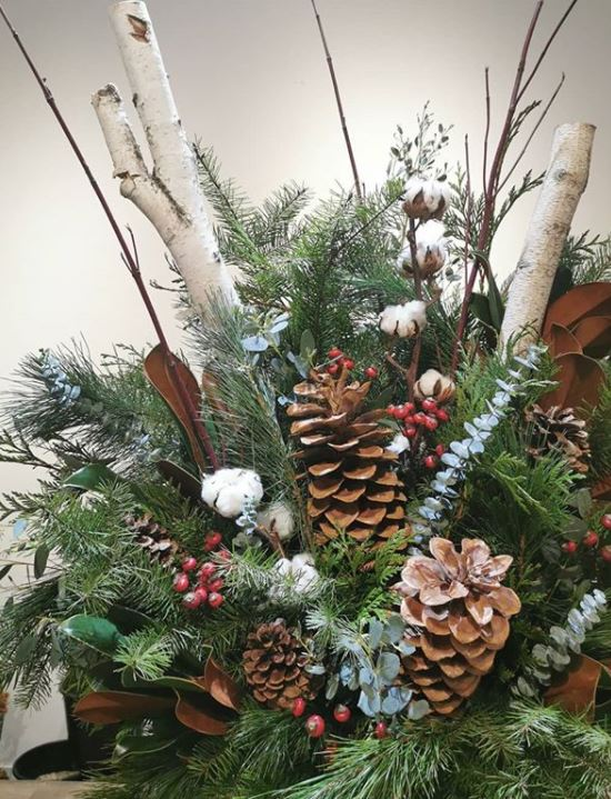 Holiday Planters | Hawthorn Community Class