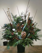 Load image into Gallery viewer, Holiday Planters | Hawthorn Community Class