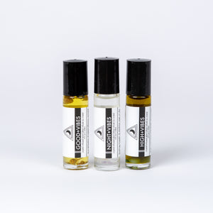 All The Vibes Oil Trio
