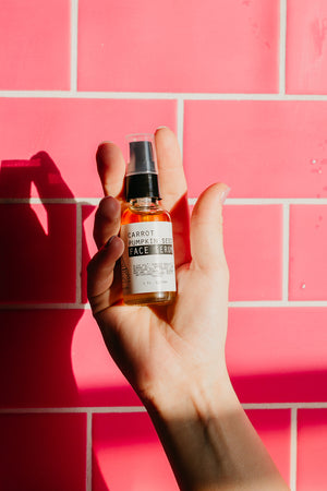 Pink Tile, Face Serum