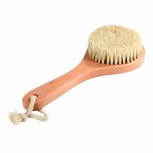 Wooden Body Brush