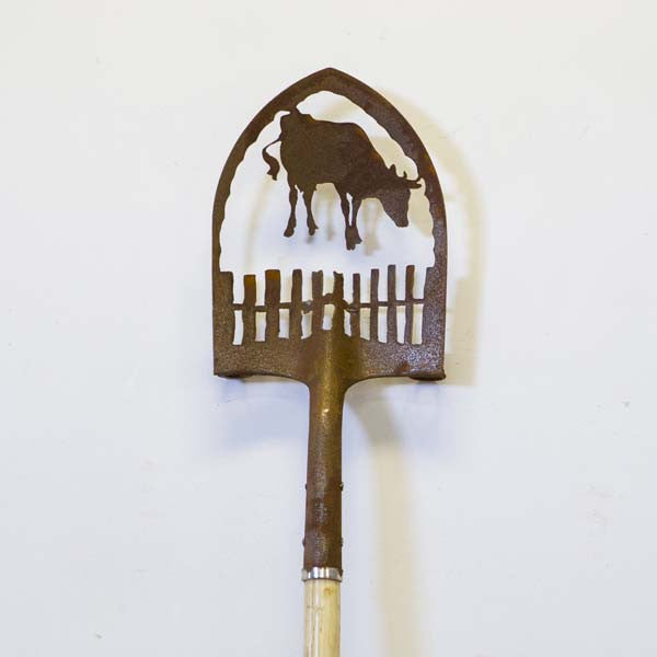 SH0508 Shovel stake cow
