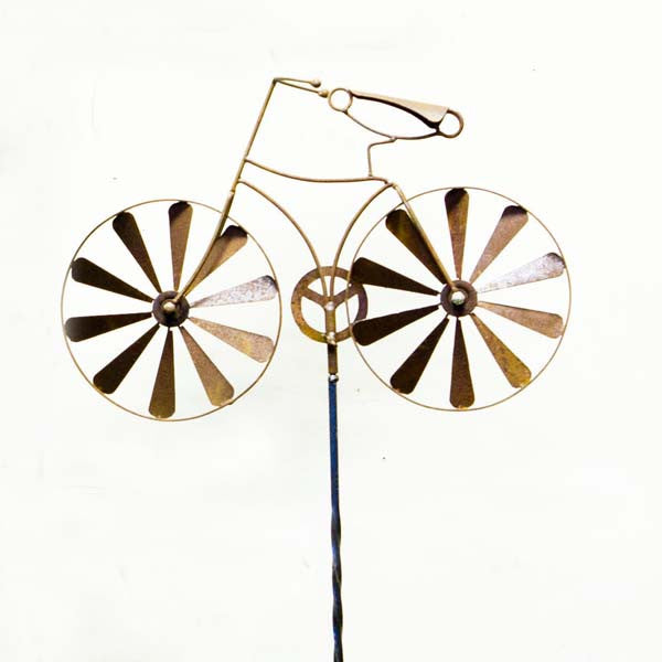 W3775 Bicycle wind spinner