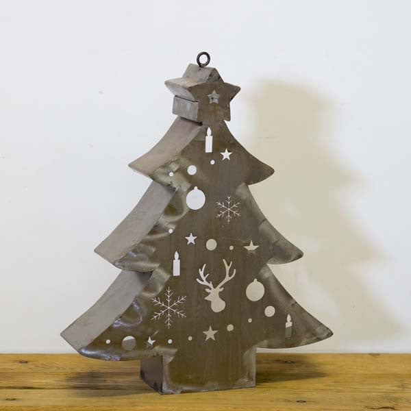 W3858TL Christmas tree tee light holder