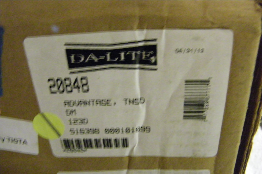 DA-Lite 20848L ADVANTAGE,TNSD 123D DM