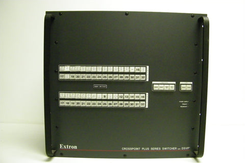 Extron Crosspoint 450 Plus 32x32 Ultra-Wideband Matrix Switcher for RGB and S...